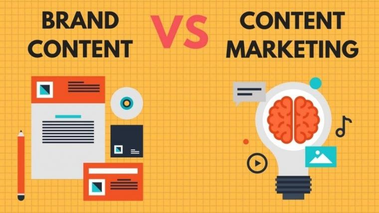 Quelles sont les différences entre brand content et content marketing ?