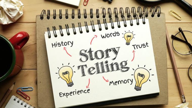 Les secrets d'un storytelling efficace